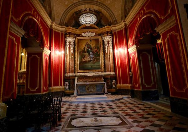 Capilla Catedral San Pablo,