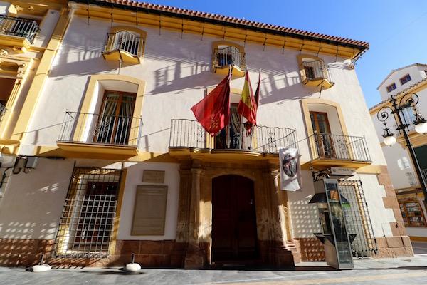 Comunidad de Regantes de Lorca