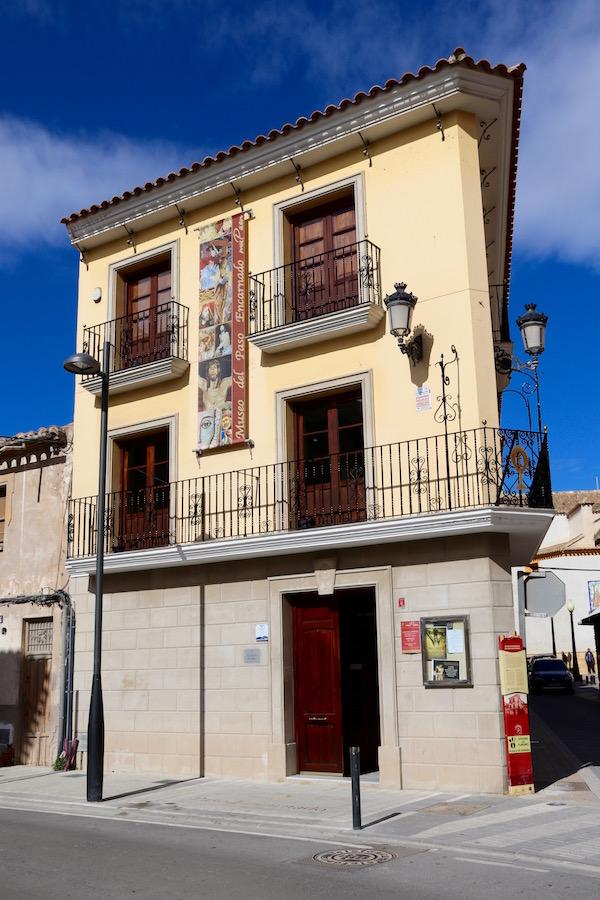 Edificio Museo Bordados Paso Encarnado
