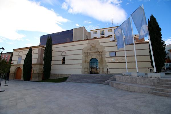 Fachada Centro Visitantes