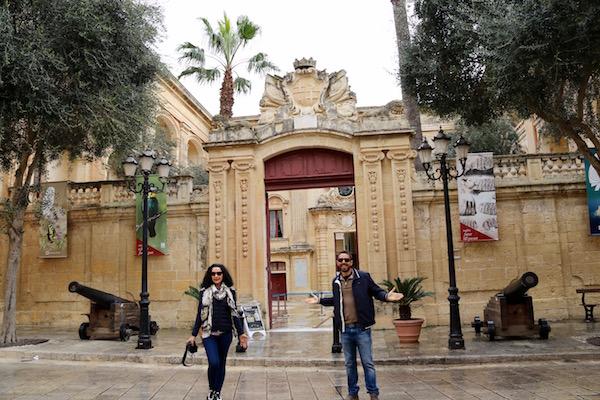 Fachada museo Nacional de historia Natural