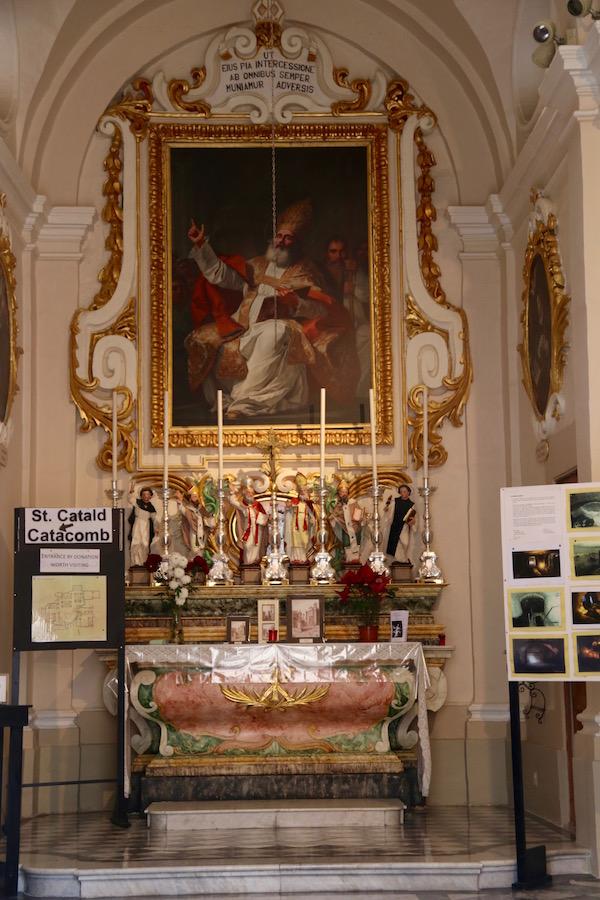 Iglesia Catacumbas