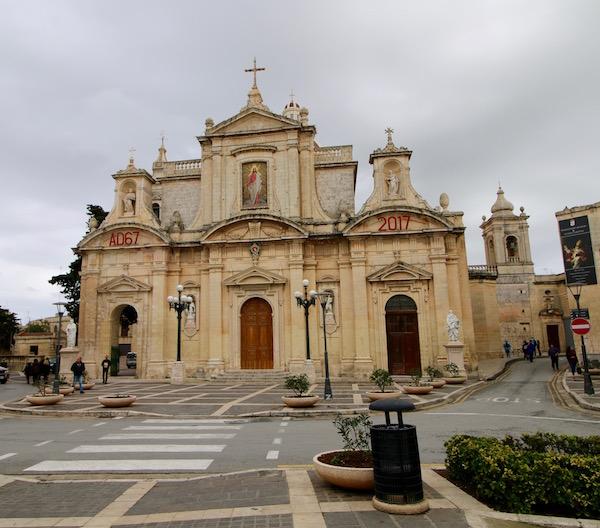 Iglesia San Pablo Rabat