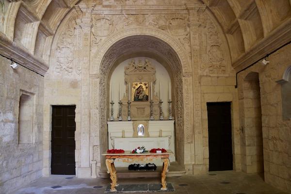 La Vieja Capilla San Anna