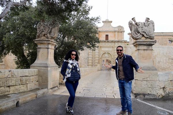 Puerta Mdina