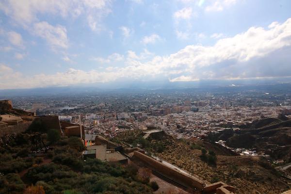 Vistas Ciudad de Lorca