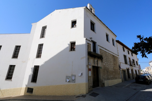 Hospital de San Juan de los Reyes.