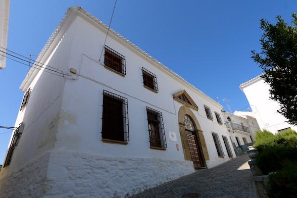 Iglesia de San Sebastián.