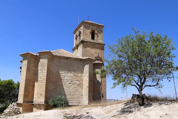 Iglesia de la Villa, Montefrío.