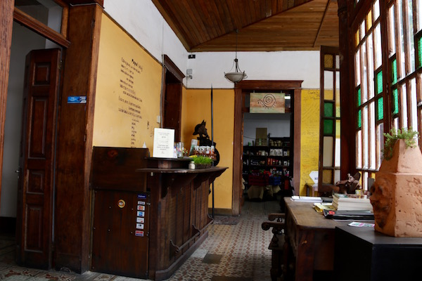 Interior Casa de Cervantes