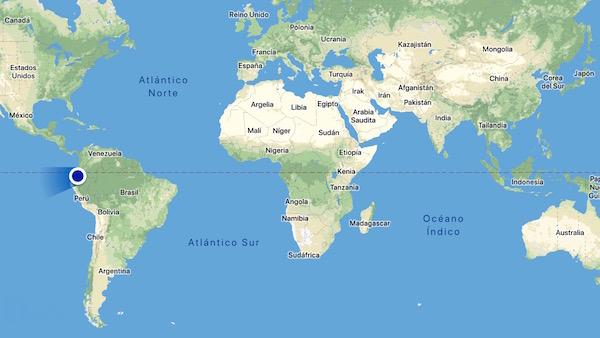 Ecuador Mapa Del Mundo.Que Visitar Ver Y Hacer En Quito Y En La Ciudad Mitad Del Mundo Ecuador Andorreando Por El Mundo