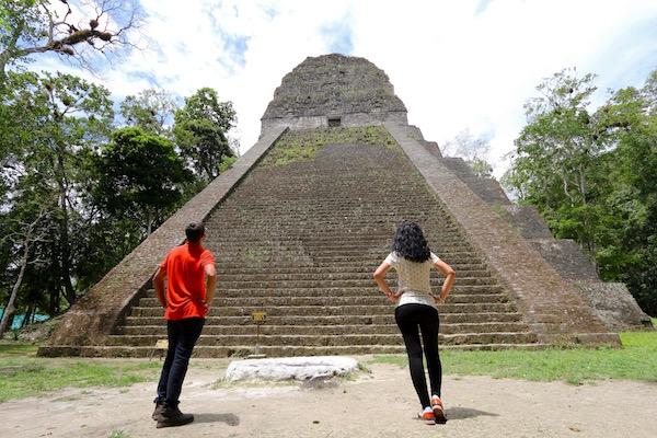 Fotografía templo V.