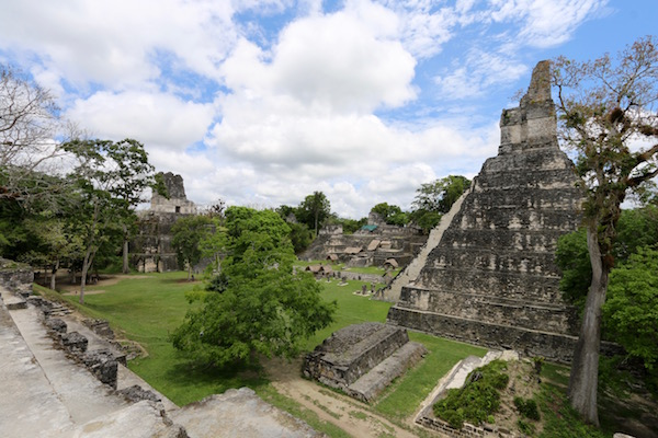 Parque Nacional de Tikal, Guatemala.