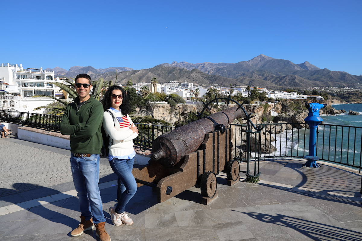 Qué Visitar Ver Y Hacer En Nerja Málaga Andorreando Por El Mundo